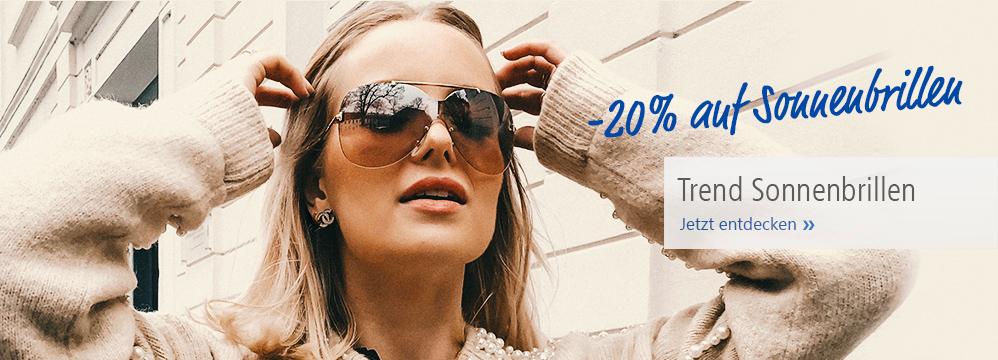 Exklusive 2019 Sonnenbrillen online kaufen