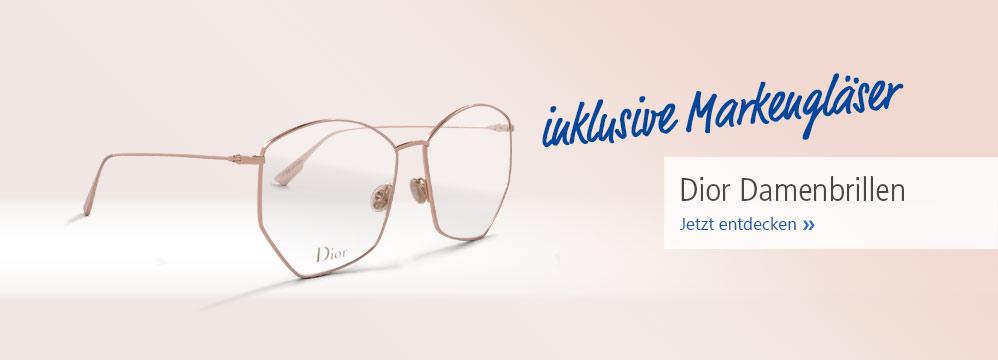 Dior Brillen online kaufen.