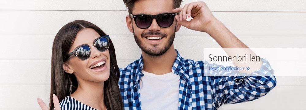 Sonnenbrillen in Ihrer Sehstärke