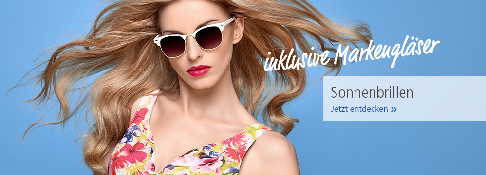 Luxus-Sonnenbrillen online kaufen