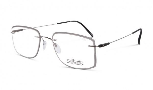 Silhouette 5500-GX 6860 52 Grau Matt