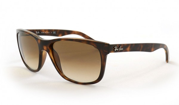 Ray Ban RB 4181 710-51 57 Light Havanna Crystal Brown Gradient