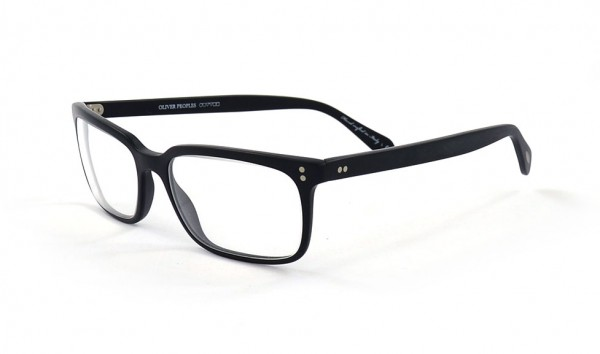 Oliver Peoples Denison OV5102 1031 53 Matt Black