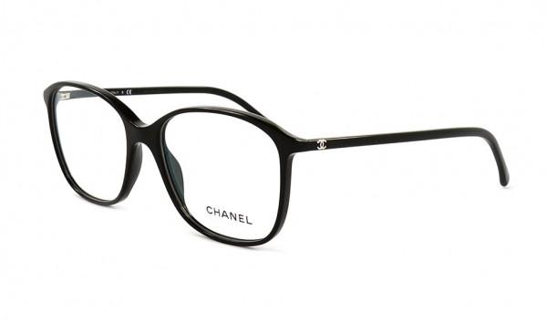 Chanel 3219 c501 52 Schwarz