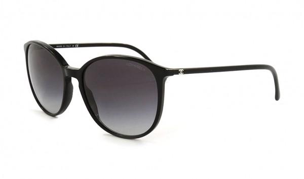 Chanel 5278 c501-S6 55 Schwarz