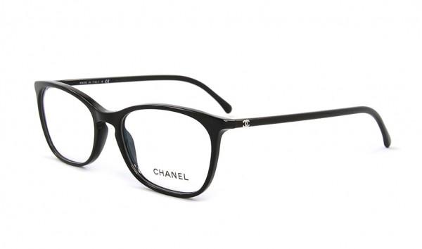 Chanel 3281 c501 52 Schwarz