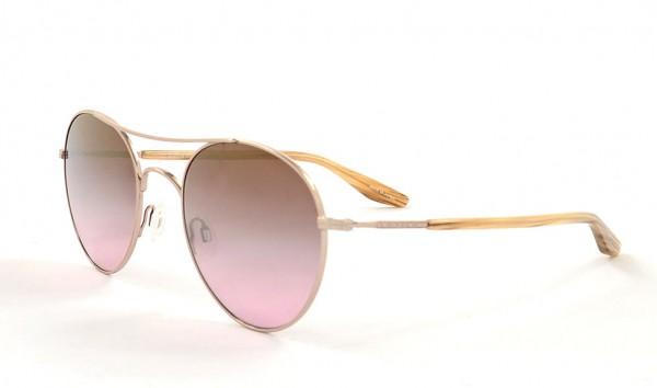 Barton Perreira SAUVESTRE ROG DLM 55 Rose Gold Desert Lilac Gradient Mirror