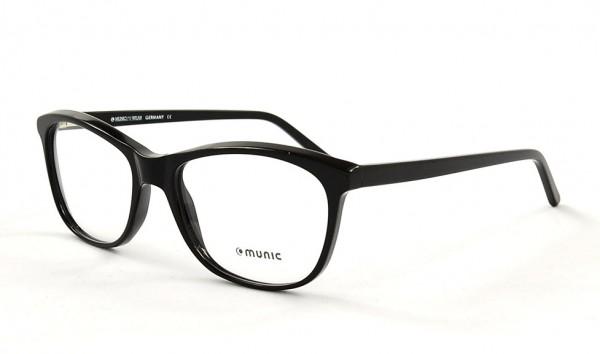 Munic Eyewear Mod 864 col 15 52 Black