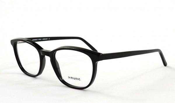 Munic Eyewear Mod 868-1 col 15 48 Black