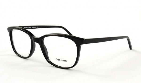 Munic Eyewear Mod 857-1 col 15 52 Black