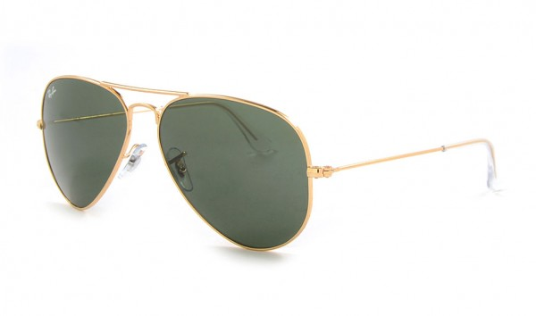 Ray Ban Aviator Large Metal RB 3025 L0205 58 Golden