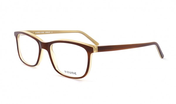 Munic Eyewear Mod. 870-1 col. 367 50 Brown Horn
