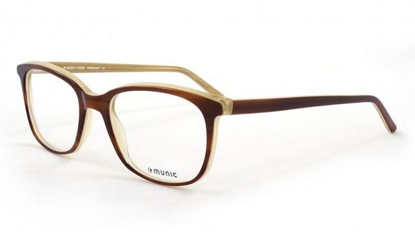 Munic Eyewear Mod. 857-1 col. 367 52 Brown Horn