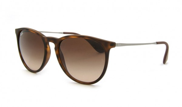 Ray Ban ERIKA RB 4171 865-13 54 Rubber Havana Brown Gradient