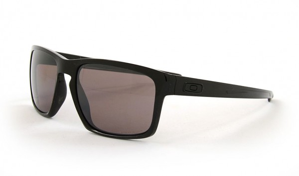Oakley Sliver OO9262-07 57 Polished Black Prizm Daily Polarized