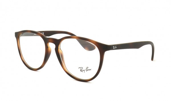 Ray Ban RX 7046 5365 51 Rubber Havana