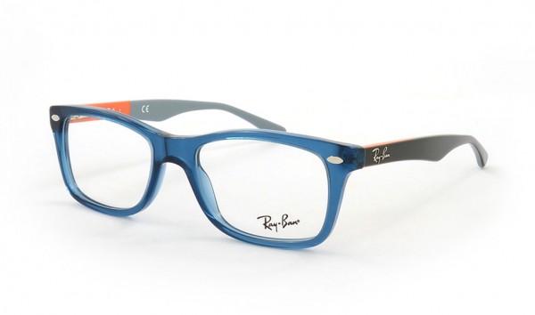 Ray Ban RX 5228 5547 50 Blue