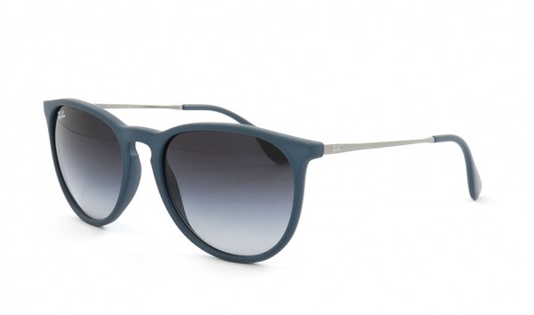 Ray Ban ERIKA RB 4171 6002-8G 3N 54 Rubber Blue Grey Gradient
