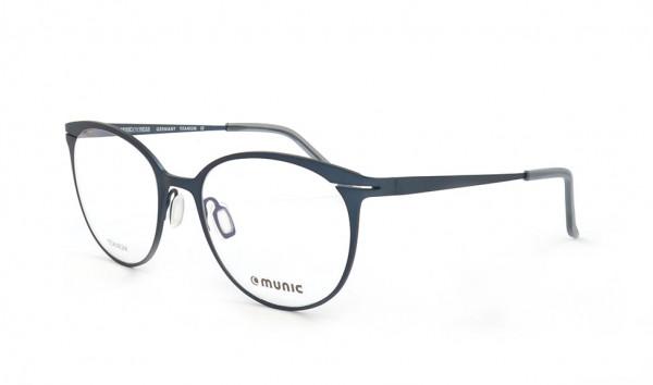 Munic Eyewear Mod 875-2 03 52 Blau Matt