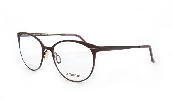Munic Eyewear Mod 875-2 06 52 Rot Matt