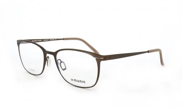 Munic Eyewear Mod 857-5 14 52 Braun Matt