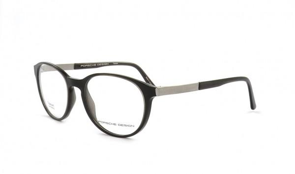 porsche design p8261 a 52 schwarz brille online kaufen brille kaulard onlineshop beste. Black Bedroom Furniture Sets. Home Design Ideas