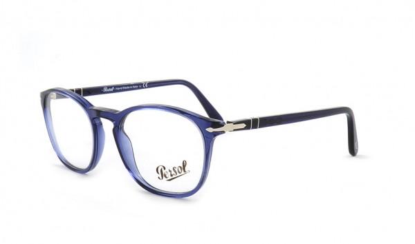 Persol PO 3007-V 1015 Cobalto 50 Blau