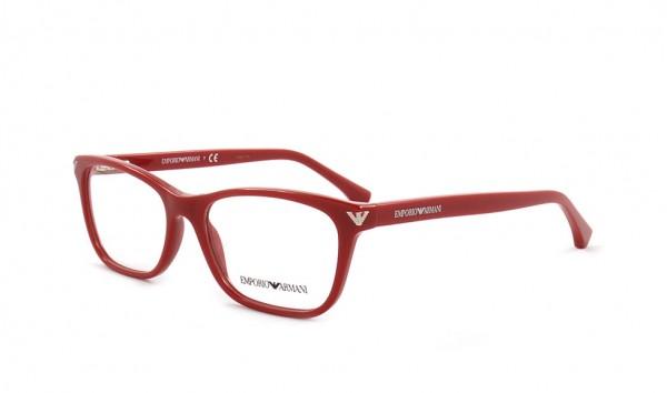 Emporio Armani EA3073 5456 52 Rot