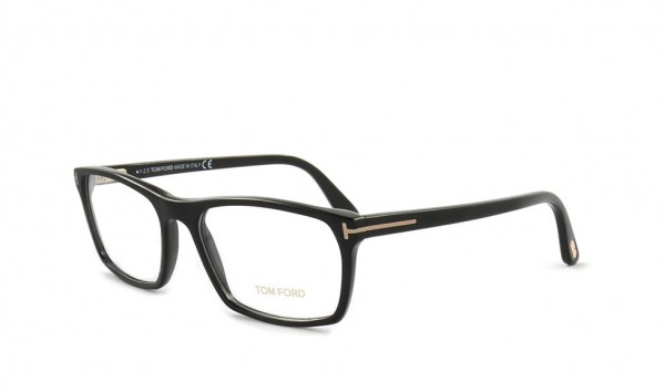 Tom Ford FT 5295 002 56 Schwarz Matt