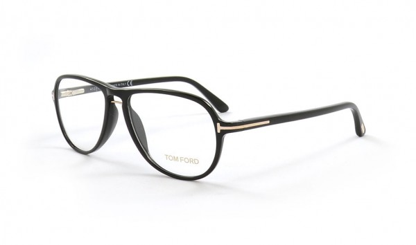 Tom Ford FT 5380 001 53 Schwarz