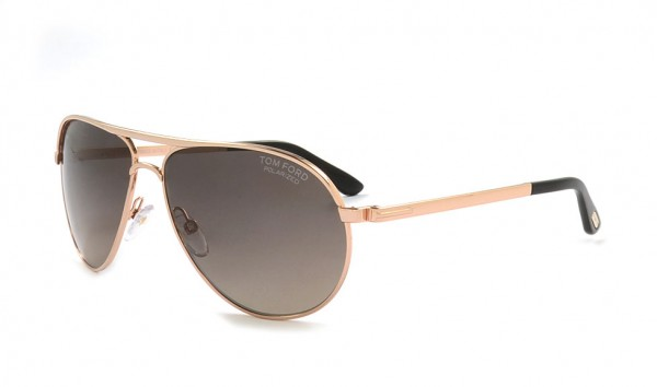Tom Ford Marko FT 0144 28D 58 Gold