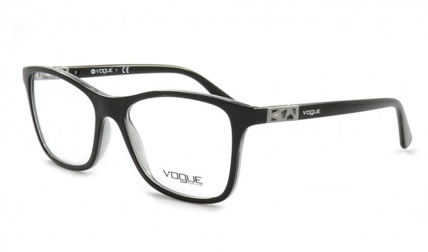 0706c4a3f4d Vogue VO5028 2385 53 Schwarz   Vogue   Marken   Brille-Kaulard.de ...