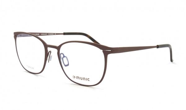 Munic Eyewear Mod 868-2 col 25 49 Braun