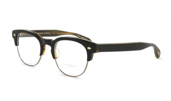 Oliver Peoples OV 5331U 1453 47 Braun Matt