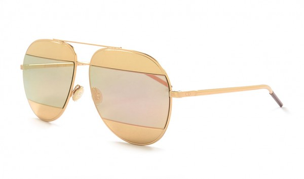 Dior SPLIT1 0000J 59 Golden