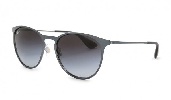 Ray Ban RB 3539 192-8G 54 Shot Grey Metallic Grey Gradient