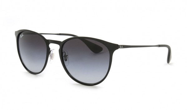 Ray Ban RB 3539 002-8G 54 Black Gray Gradient