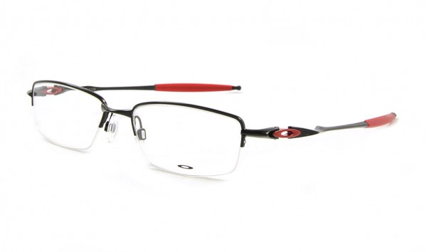 Oakley OX3129-0753 Polished Black Red