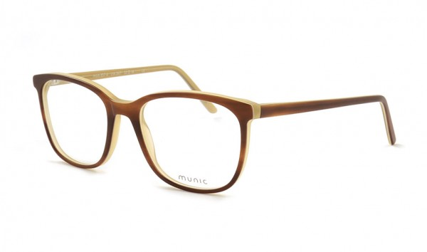 Munic Eyewear Mod. 857-6 col 367 52 Braun Matt