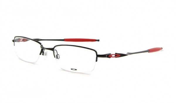 Oakley OX3129-0751 Polished Black Red