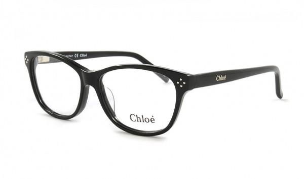 Chloé CE 2633 001 52 Schwarz