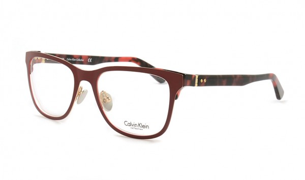 Calvin Klein Collection CK8019 615 50 Rot