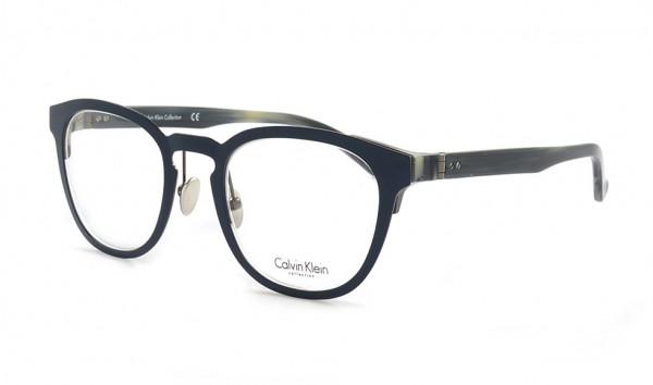 Calvin Klein Collection CK8026 413 48 Blau Matt