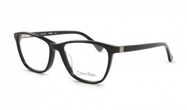 Calvin Klein CK5883 001 54 Schwarz