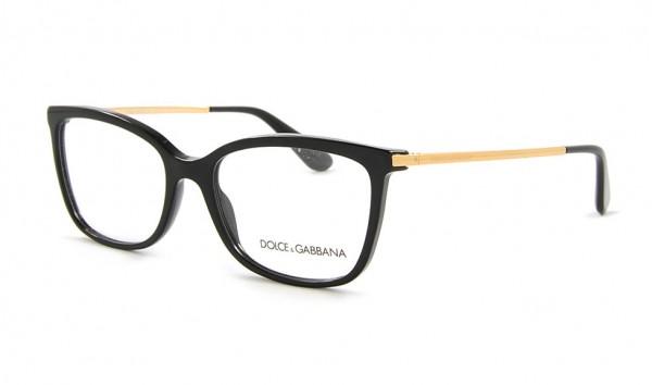 Dolce & Gabbana DG 3243 501 54 Schwarz