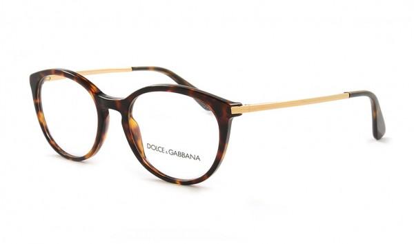 Dolce & Gabbana DG 3242 502 50 Braun