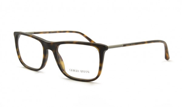 Giorgio Armani AR7101 5089 52 Braun Matt