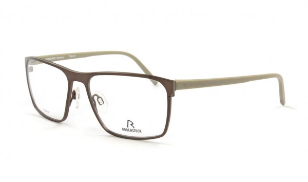Rodenstock R7031 D 55 Braun Matt