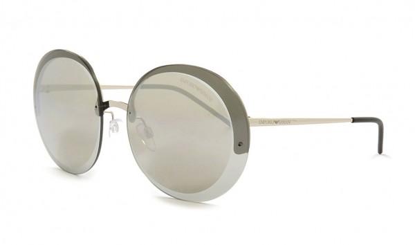 Emporio Armani EA 2044 3015-6G 61 Silber