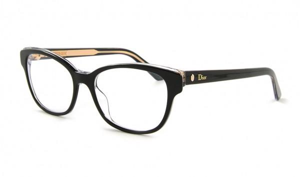 Dior Montaigne 3 G99 52 Schwarz